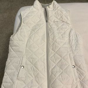 Free Country Sweater Vest Puffer Size Medium